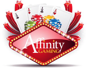 Affinity Gaming Sign Logo