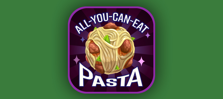 All-You-Can-Eat Pasta